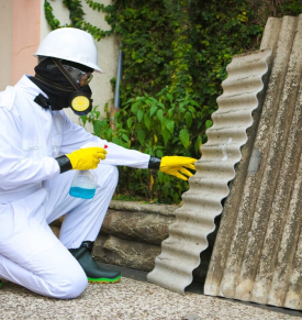roof asbestos removal